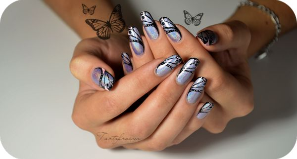 26 Creative Nail Art Designs
