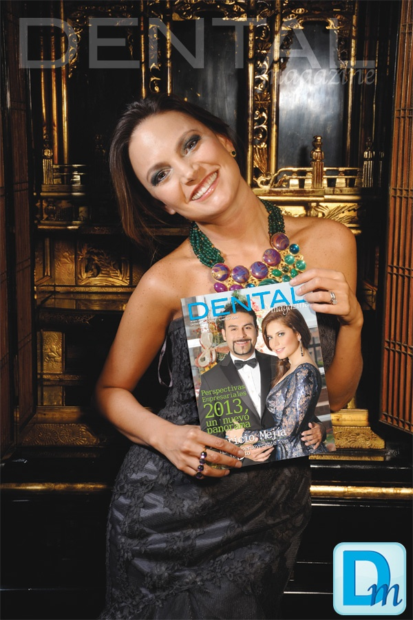 Juliana Galvis Dental magazine febrero 2013