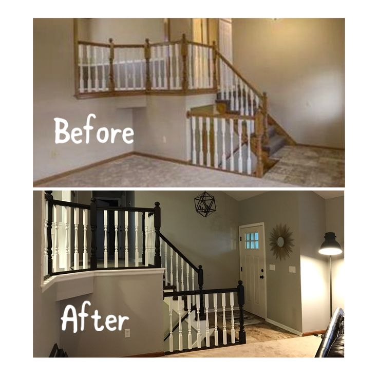 Best Banister Makeover Decor Buy Decoration And Furniture 640 x 480