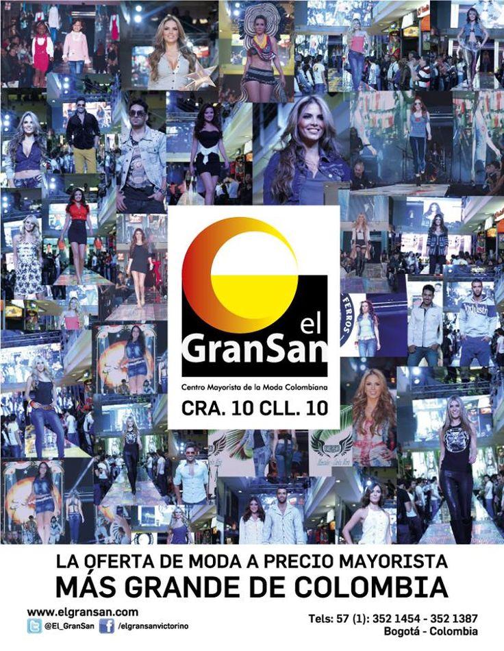 SOMOS LA OFERTA DE MODA A PRECIO MAYORISTA MÁS GRANDE DE COLOMBIA   #ELGRANSAN #MADRUGÓN