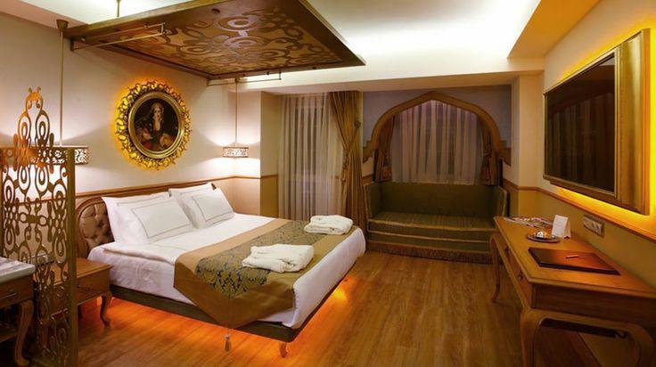 Hotel Sultania Istanbul Turquie