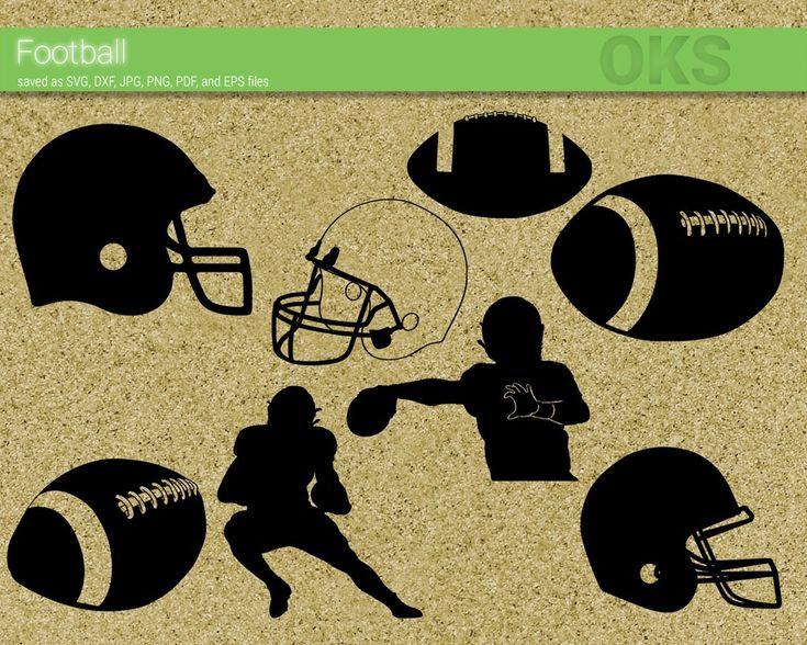 Free football helmet svg dxf vector eps clipart