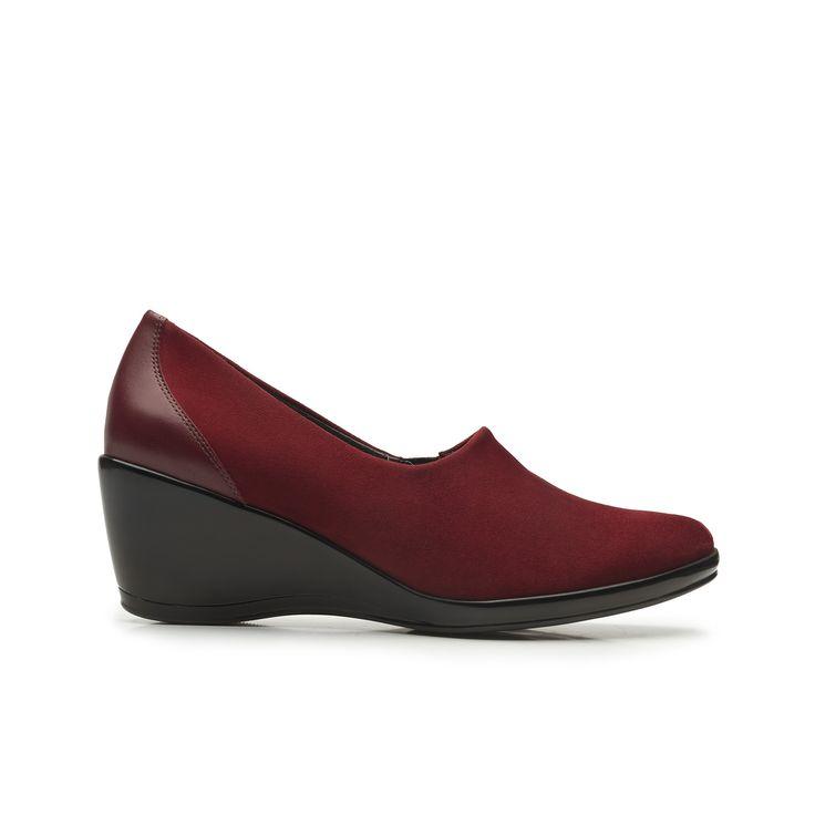 Zapatos negros formales Reflexan para mujer c9UiC
