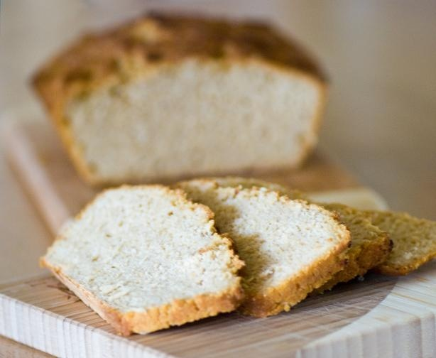 best beer bread i've ever had.  1/4 cup butter does the trick.Fun Recipe, Breads Recipe, 50 Recipe, Baking Pan, Norman Wwwfoodcom, Easy Cleanup, Sheet Pan, Yummy Treats, Beer Breads
