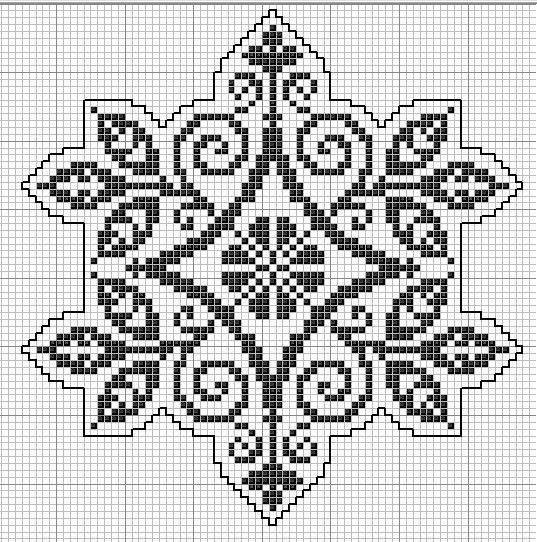Octogonal 07 Many of the charts are also appropriate for filet crochet or even jacquard knitting. The original blog (My Aunt's Attic, or Tantes Zolder in Dutch, url: http://myauntsattic.weblog.nl/ ) is beautiful to browse through and interesting to read