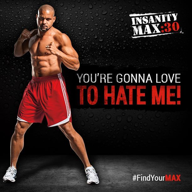 Insanity Max 30 Review, Real Results and Calendar | Fitness Health