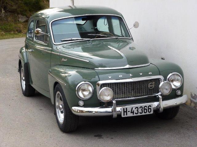 Volvo PV #Volvo