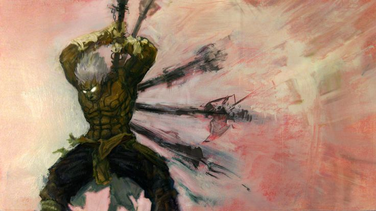 Asura's Wrath by wahay on DeviantArt