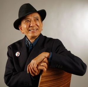 Actor James Hong, not only a great character actor, he's a cool guy. I met him and even danced with him at a club in San Jose, Calif.