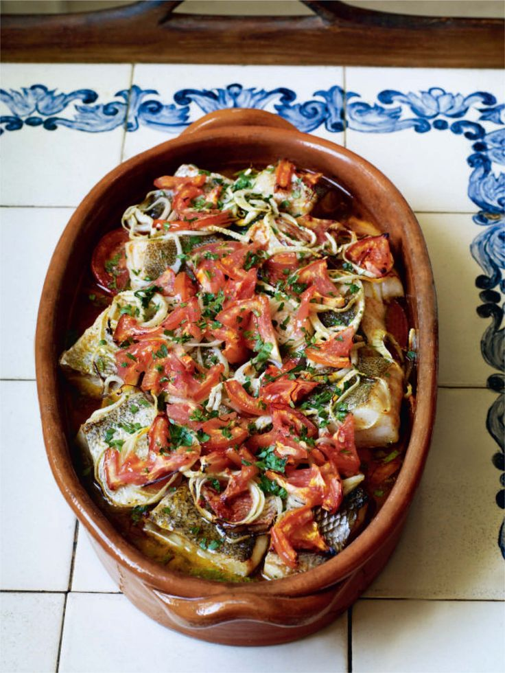 Portuguese fish stew recipe from Lisboeta by Nuno Mendes | Cooked