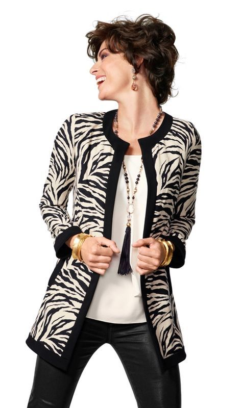 For Mom - she loves CHICOs jewelry and long cardigans