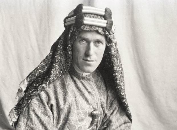 Τόμας Έντουαρντ Λόρενς (1888 – 1935)