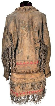 "General Custer's mysterious ""Little Bighorn"" #collectible jacket could bring $300,000 at auction."