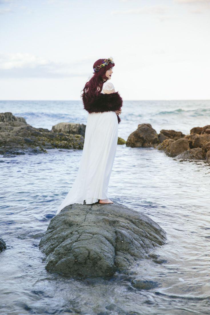 Beach New Zealand destination wedding