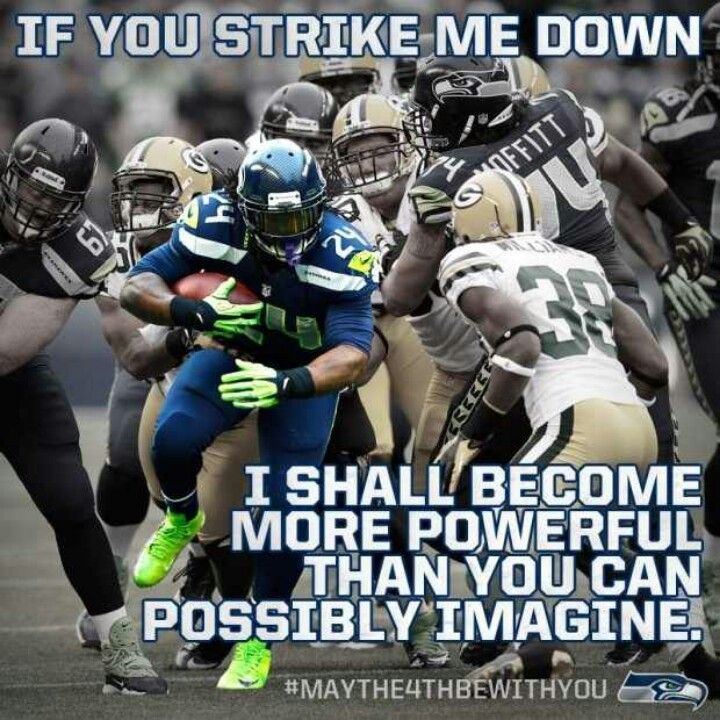 Football is life.i cant be stoped i am beast mode!!!!! i do the kids