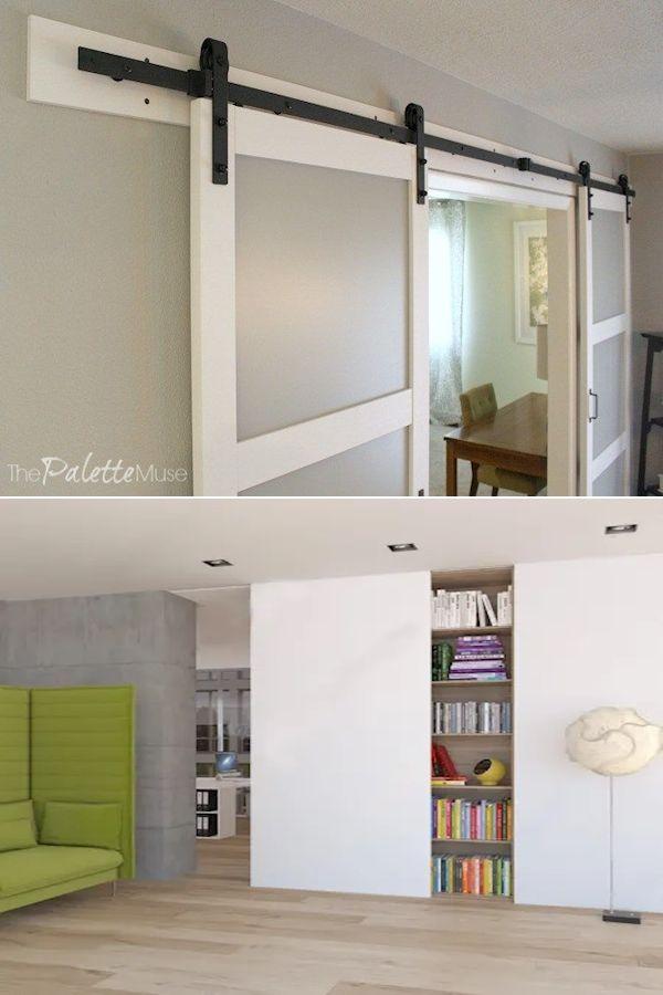 Sliding Door Track Solid Wood Exterior Doors Bedroom With Sliding Glass Doors In 2020 Barn Doors Sliding Barn Door Doors