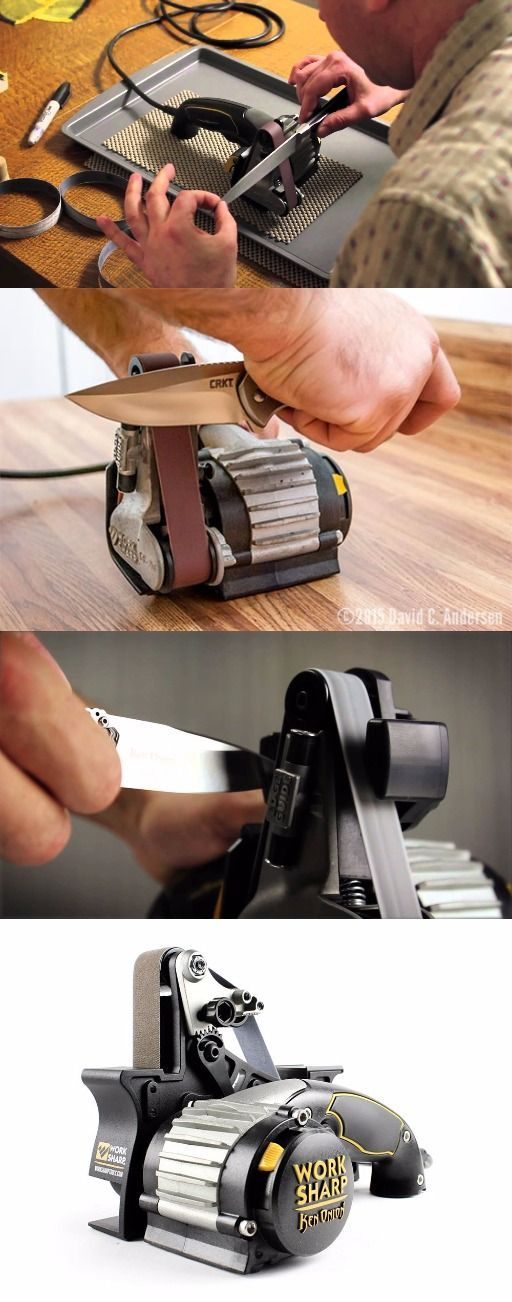Best Electric Knife Sharpener for Pocket Knives @thistookmymoney