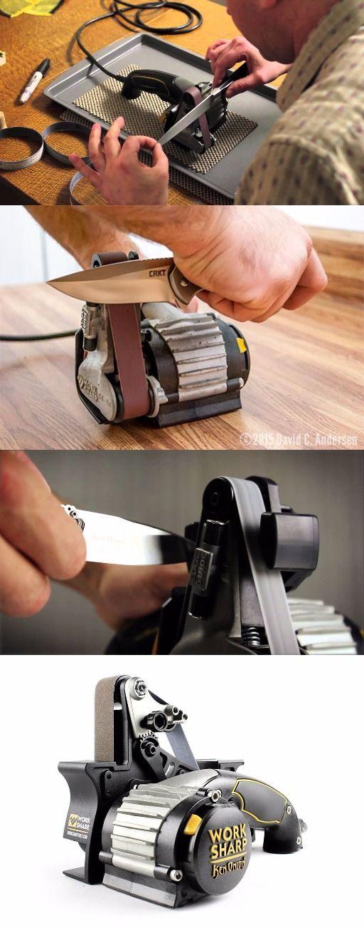 Best Electric Knife Sharpener for Pocket Knives @thistookmymoney