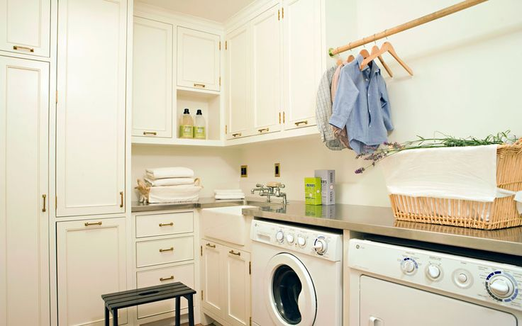 Laundry Room Storage Pinterest