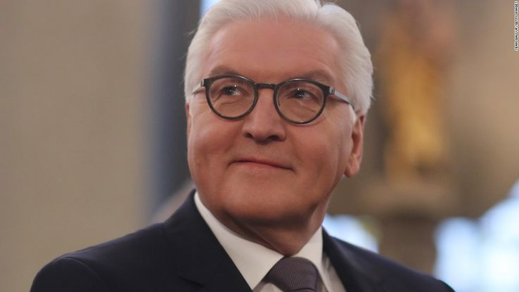 Germany elects a new president #World #iNewsPhoto