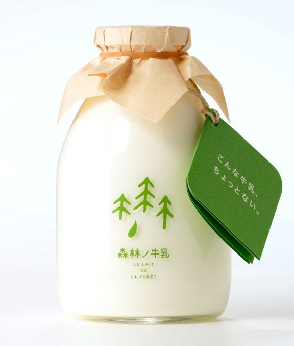 This should probably go into a design or packaging board but I want this milk in my home so that's where I'll pin it. Props for making me thirsty for milk!