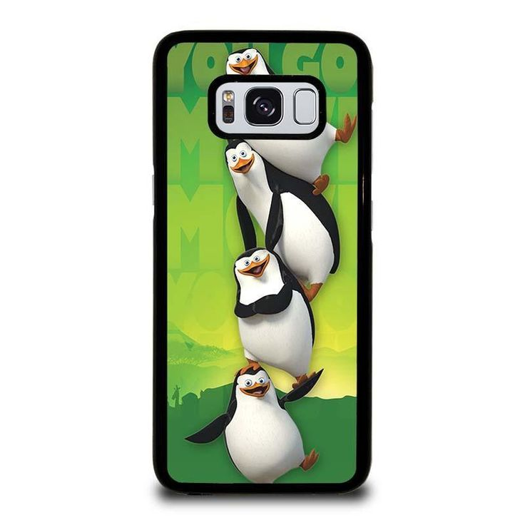 THE PENGUINS OF MADAGASKAR all character Samsung Galaxy S3 S4 S5 S6 S6 Egde S6 Edge Plus S7 S7 Edge S8 S8 Plus Note 3 4 5 8