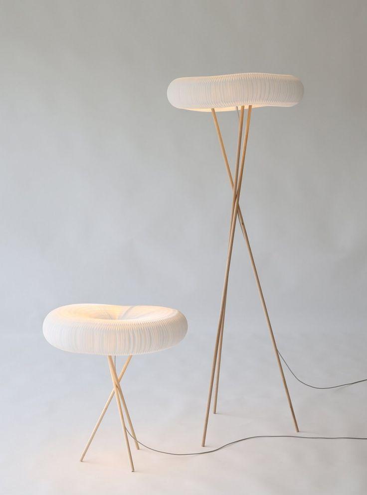 Cloud Floor Light + Cloud Table Light By Molo Designu2026