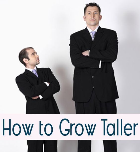 How to Grow Taller:
