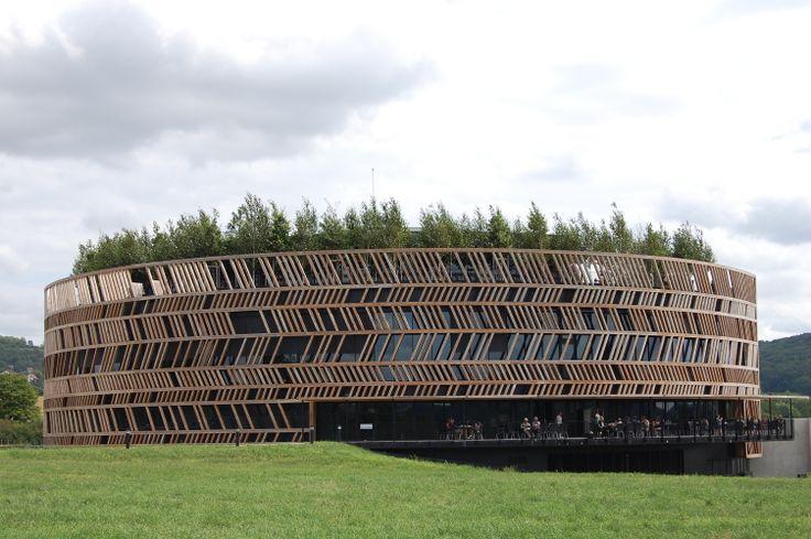 Alesia Park Museum, France 1