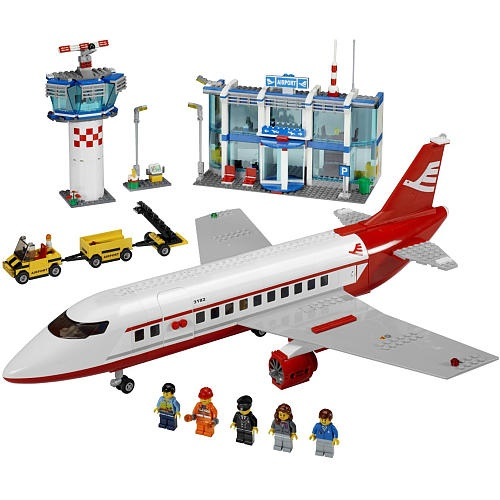 """LEGO City Airport (3182) - LEGO - Toys """"R"""" Us"""