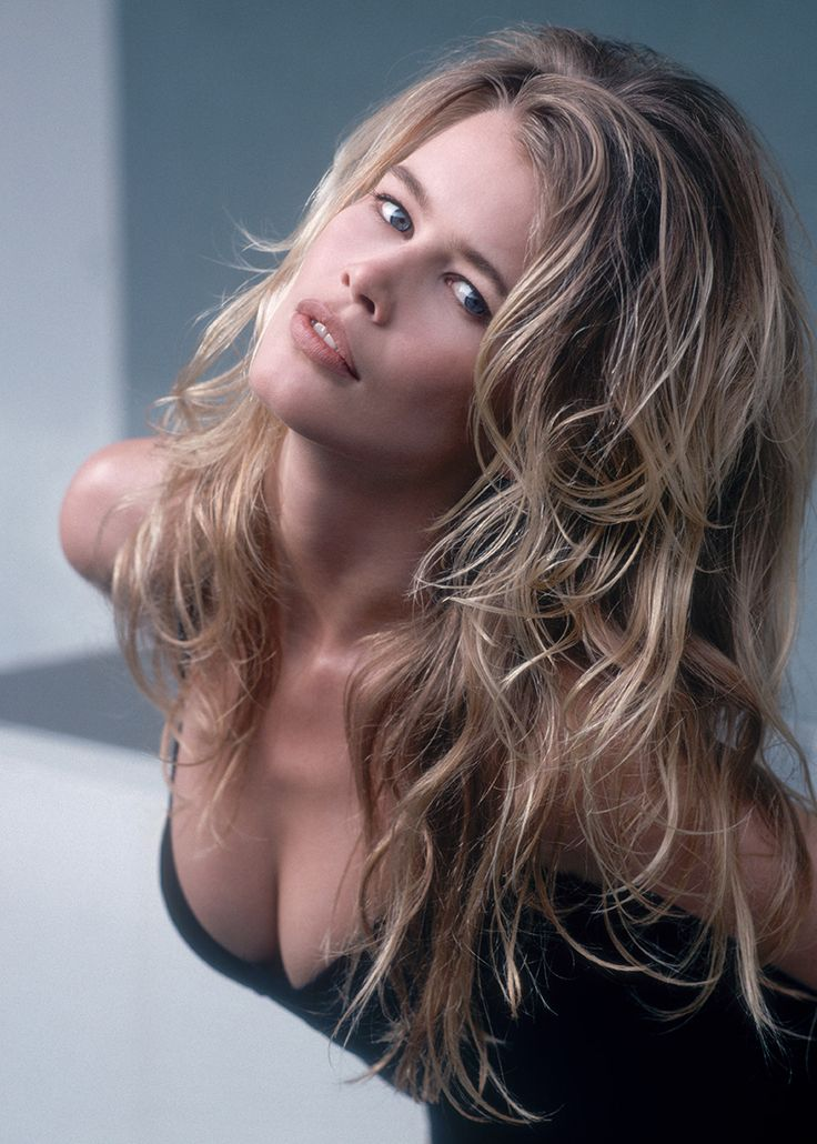 Claudia Schiffer Is On Top