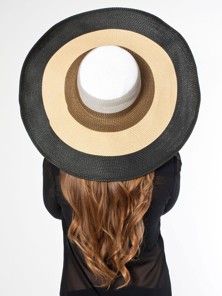Get yourself prepared for outdoor living weekend with a big hat, broad spectrum sunscreen, and lots of water! #summerhat  courtesy of:  store.americanapparel.net