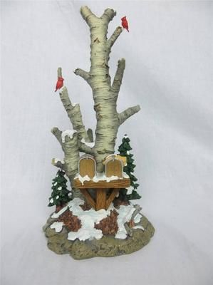 52 best dept 56 snow village images on pinterest christmas dept 56 52631 birch tree cluster two mailbox snow village mint in box realistic publicscrutiny Image collections