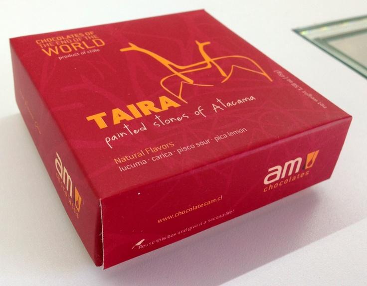 Chocolates Inspirados en Atacama