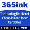 365ink is one of the best and leading online printer ink cartridge retailers in the UK. Stocking in excess of 5,000 lines you can be sure that if it's available we have it!  http://www.bigpage.co.uk/deals/seller/cheap-ink-toner-cartidges-uk/