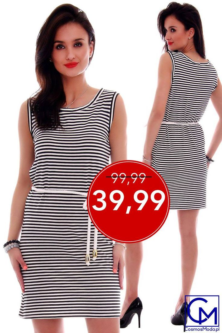 Modne paseczki w świetnej cenie 👌💖💞 ➡️ Link do produktu: http://bit.ly/SukienkaCM318 Stylistka Sara <3