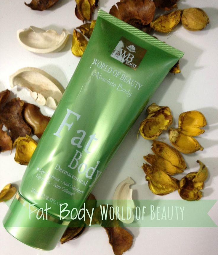 Il Sentiero Dorato: [Review World of Beauty]:Fat Body Cream