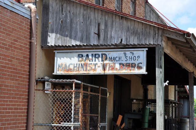 Baird Machine Shop Houston, MS  Chickasaw County