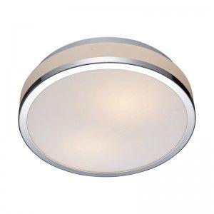 Plafon łazienkowy CAMRY 2x60W 35 cm lampa sufitowa Italux 5007-M
