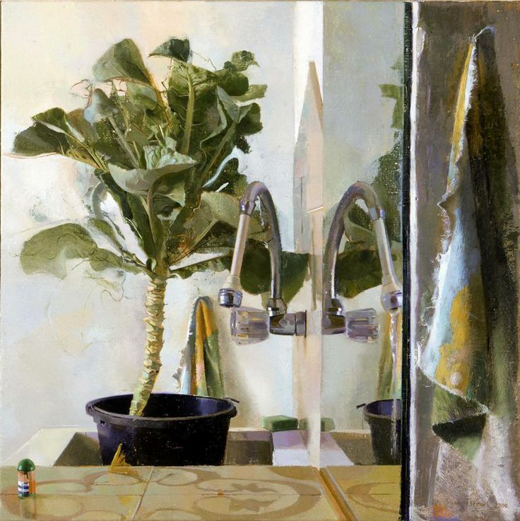 Unlimited Cauliflowers  by  Sigal Tsabari