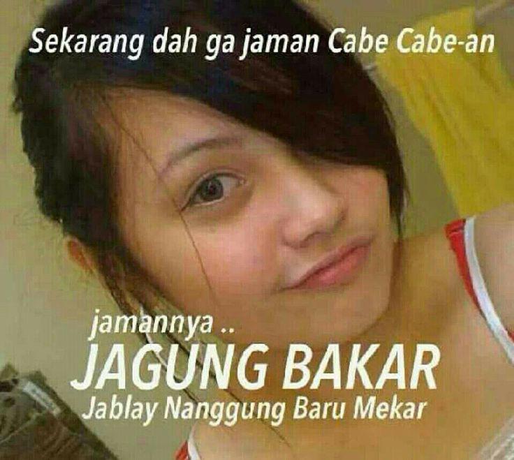 """""""Jagung Bakar"""" -_-"""" x'D"""