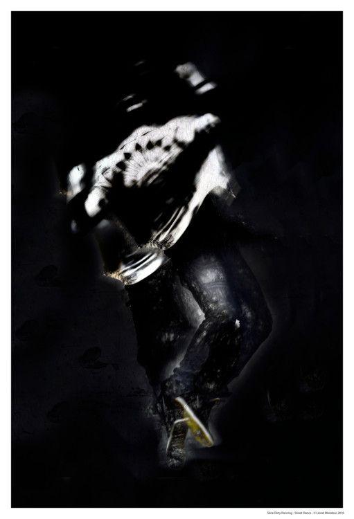 Dirty Dancing - Street Dance - Photographie,  40x60 cm ©2016 par lionel morateur -                                            Papier, Arts de la scène, danse, street dance, danseur