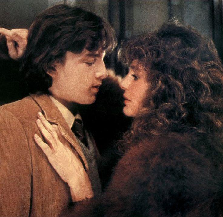 """sala66: """"Andrew McCarthy y Jacqueline Bisset en """"Class"""", 1983 """""""