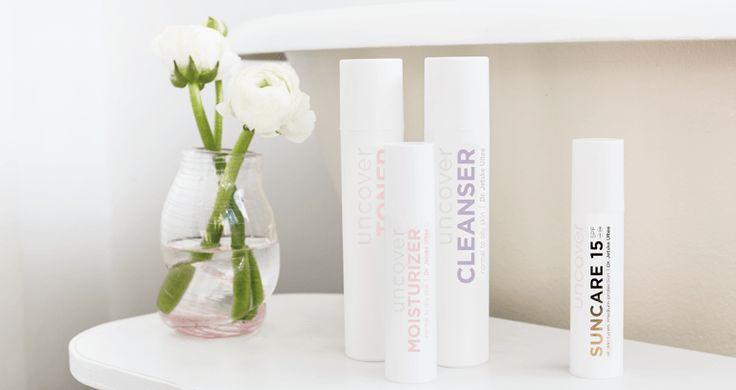 Uncover Skincare   Huidverzorging van Dr. Jetske Ultee