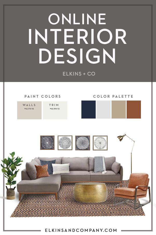 Online Interior Design Online Interior Design Interior Design Mood Board Interior Design Living Room