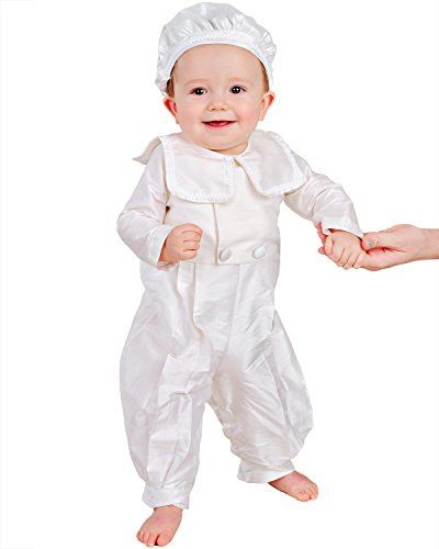 Brakkin Silk Christening or Baptism Outfit for Boys, Made in USA One Small Child http://www.amazon.com/dp/B00MMQ3RBY/ref=cm_sw_r_pi_dp_du2Wwb05MEB5X