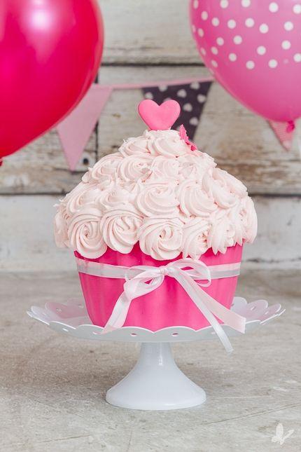 cake smash taart roze - Google zoeken
