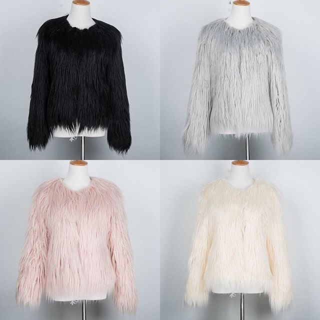 FAUX FUR COAT  ! ShopStyleWearhouse.com #stylewearhousegirls . . . CLICK THE LINK IN OUR BIO . . . #outfits #fashion #eboutique #boutique #style #lovefashion #clothingline #shopping #ootd #ootn #stylist #blogger #dress #instafashion #dresses #partydress #clubwear #clublife #clubdress #cutedress #cutechoker #cuteclothes #cuteoutfits #sexydresses #summersale #summerstyle #goingoutoutfit #beachwear