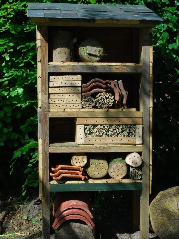 In de planning om te maken; een insectenhotel: Mijn Luchtkasteel, Insectenhotel Zelf, De Plans, To Make, Plans Om, Make Your Own, Een Insectenhotel