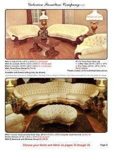 Victorian Furniture Company, LLC. :: View Catalog